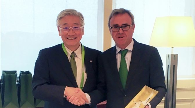 Mitsubishi Power e Iberdrola promoverán soluciones renovables para la descarbonización de la industria