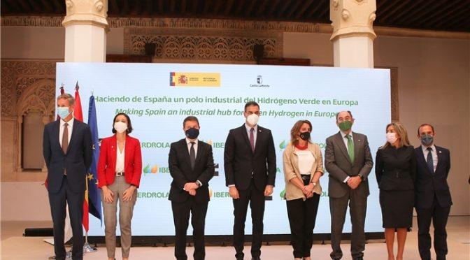 Cummins elige España para su planta de electrolizadores de 1 GW y se asocia con Iberdrola para liderar la cadena de valor del hidrógeno verde