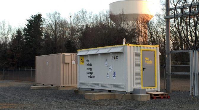 HESStec capta 2,3 millones de euros para impulsar soluciones de almacenamiento de energía