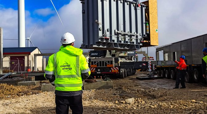 Capital Energy certifica su Sistema Integrado de Gestión QEHS de proyectos de energías renovables