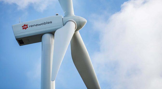 EDP Renewables alcanza  12,5 GW de capacidad eólica y solar instalada