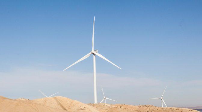 EDP Renewables inicia la operación de la central eólica 'Reloj del Sol' en Texas