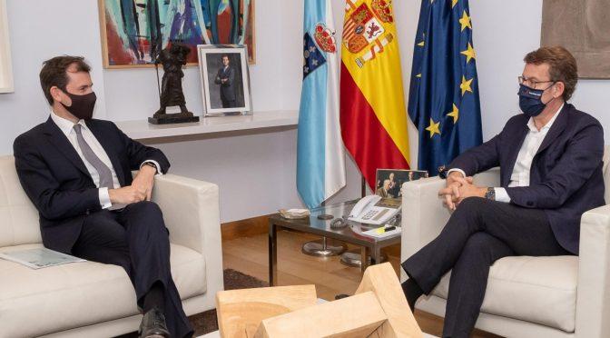 EDP planea movilizar más de 1.000 millones de euros en Galicia