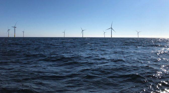 Equinor, RWE e Hydro se unen para la energía eólica marina en el Mar del Norte de Noruega