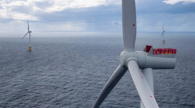 Equinor y Vårgrønn se unen para la energía eólica flotante en Utsira Nord