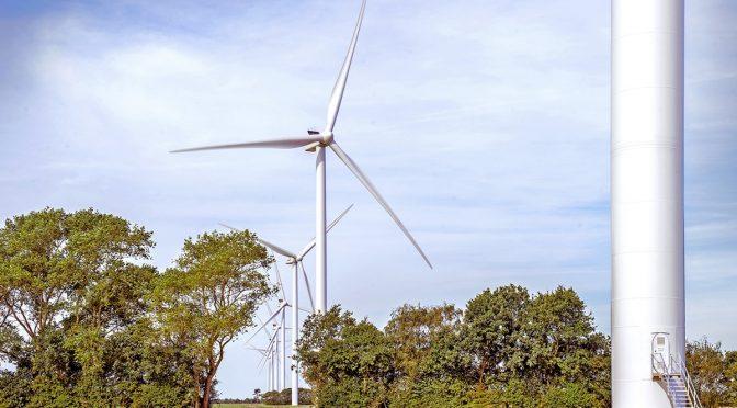 Letonia tiene un gran potencial de energía eólica, es hora de empezar a utilizarlo