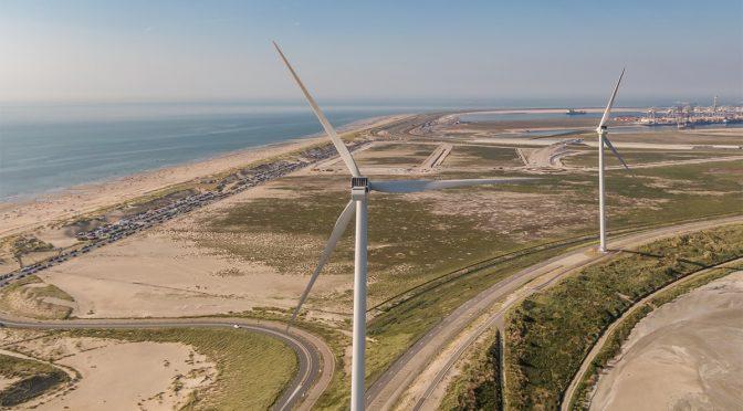 Los acuerdos de compra de energía eólica del sector público apoyan la descarbonización de Europa