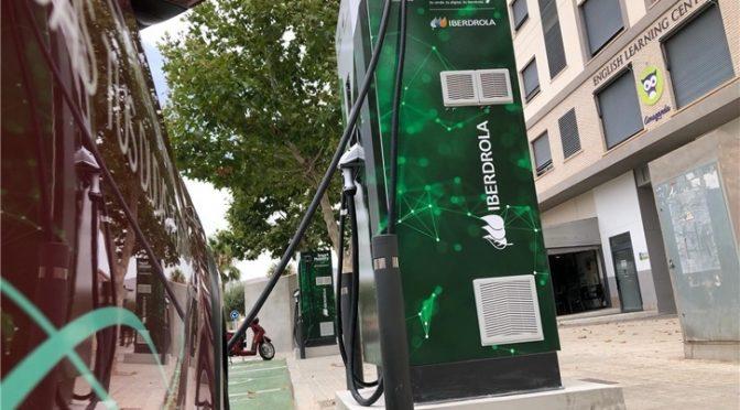 Iberdrola acelera sus inversiones en movilidad eléctrica