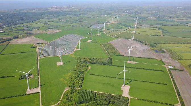 Los objetivos más altos por sí solos no generarán más energía eólica