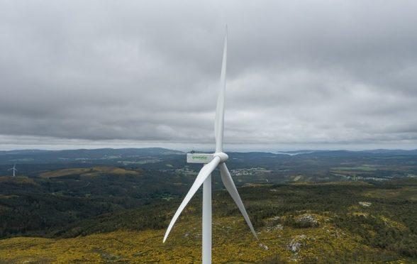 Greenalia culmina los parques eólicos de Monte Tourado, Alto da Croa y Croa II