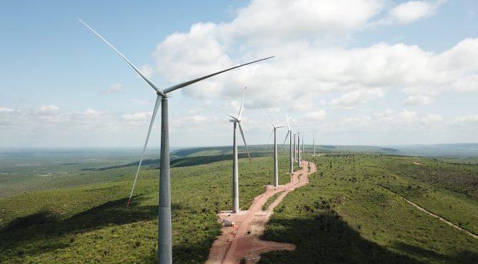 Enel Green Power inicia el parque eólico más grande de sudamérica, Lagoa dos Ventos, en Brasil