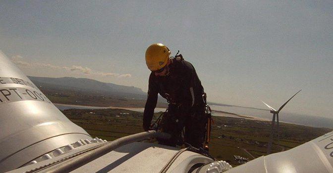 Dos plantas de energía eólica de Statkraft en Irlanda se completarán el próximo año
