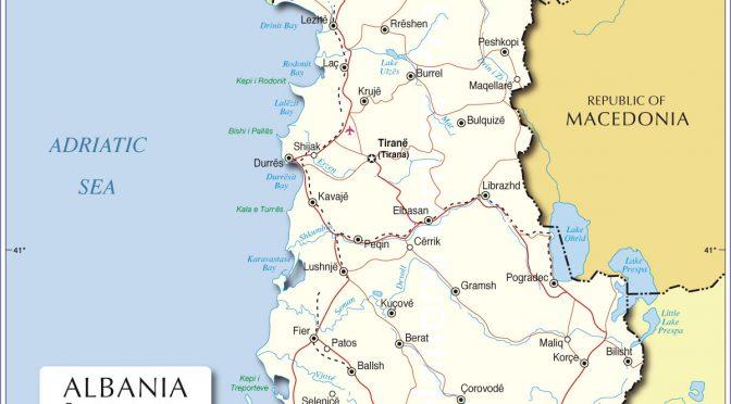 Albania realiza la primera subasta de energía eólica