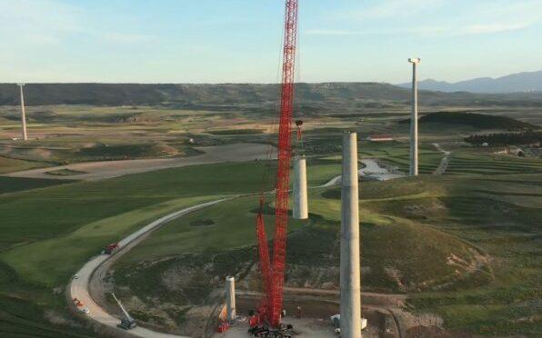 Nordex ofrece los aerogeneradores N155 / 4.X con torre de hormigón para el mercado de la eólica de EE. UU.