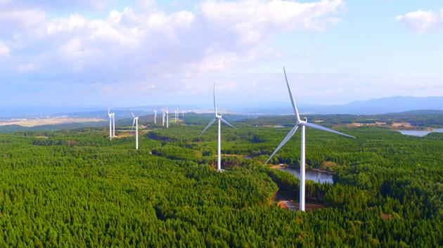 Siemens Gamesa suministrará en Japón aerogeneradores a prueba de tifones para cuatro parques eólicos