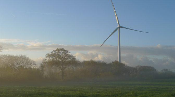 Francia puede liderar la realización del Pacto Verde adoptando la energía eólica