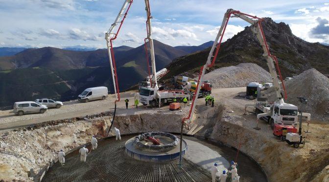 Capital Energy ultima la tramitación de su segundo parque eólico en Asturias