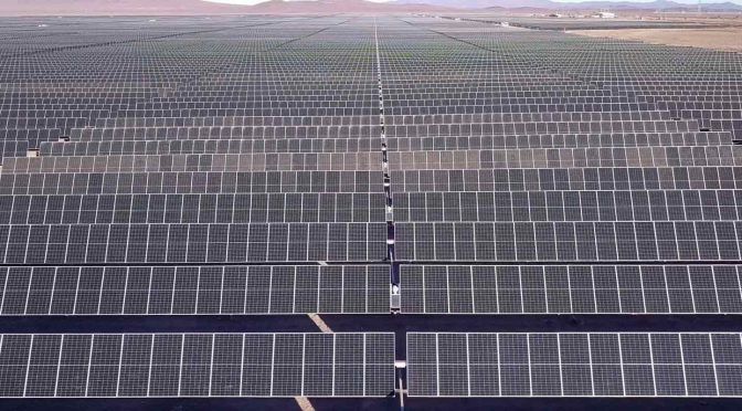 Acciona inicia en Lloseta otra fotovoltaica