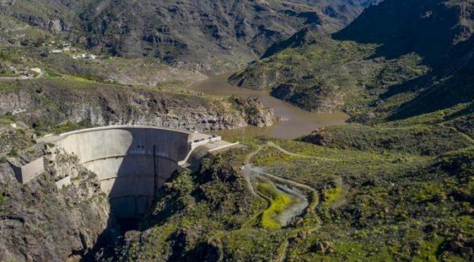 La central hidroeléctrica reversible de Salto de Chira recibe la declaración de impacto ambiental favorable