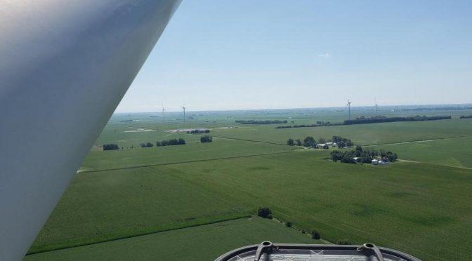 EDPR completa la operación de rotación de activos de una cartera eólica de 405 MW en EE.UU.