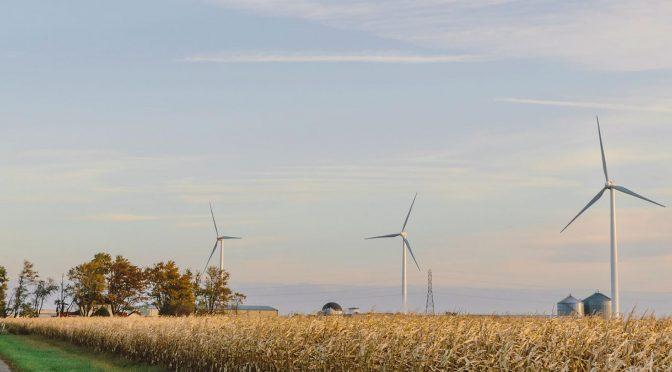 EDPR inicia la operación comercial de un parque eólico de 198 MW situado en Indiana