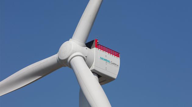 La cartera de pedidos de Siemens Gamesa refleja el auge de la eólica