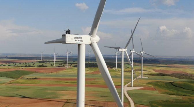 Capital Energy avanza en el desarrollo de dos nuevos parques eólicos en Galicia
