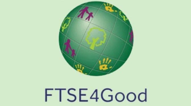 Iberdrola, seleccionada en el índice FTSE4Good desde 2009