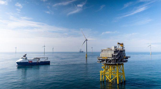 Aprovechando la experiencia de Europa para hacer de la energía eólica marina una historia de éxito estadounidense