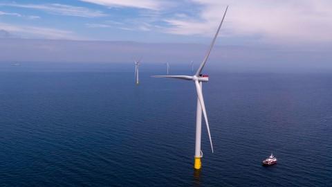 La mayor central eólica marina de Escandinavia se inaugurará el 6 de septiembre