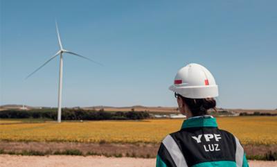 YPF inaugurará parque eólico Cañadón León a finales de 2021