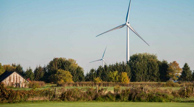 EDP Renewables firma un PPA a 15 años para 297 MW de eólica en Canadá