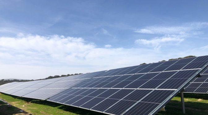 Iberdrola pone en marcha Arañuelo III, el primer proyecto fotovoltaico de España que incorpora una batería de almacenamiento de energía