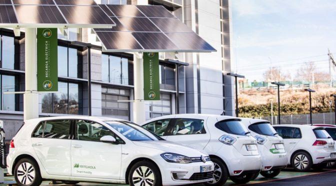 Iberdrola ayudará a los operadores de flotas a analizar los beneficios de electrificar sus vehículos