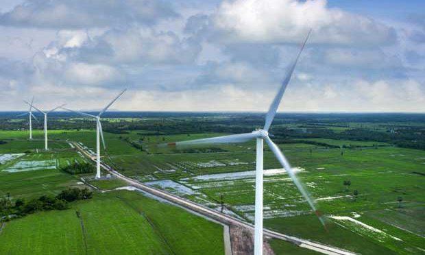 Mitsubishi invierte en energía eólica en Laos