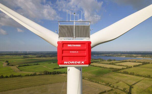 Nordex recibe un pedido de 99,5 MW de energía eólica de Irlanda