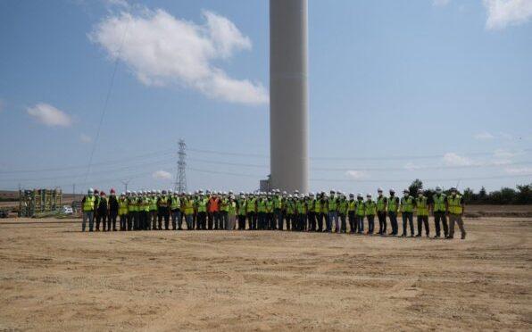 Nordex instaló 1.000 aerogeneradores para la energía eólica en Turquía