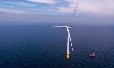 El mundo instala 6,1 GW de energía eólica marina en 2020