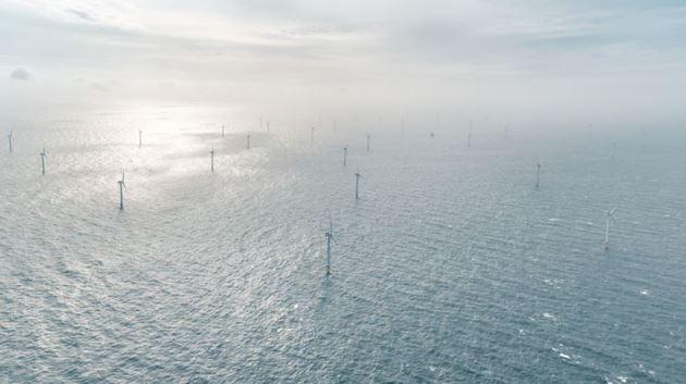 Siemens Gamesa amplía el contrato de mantenimiento del parque eólico marino East Anglia One en Reino Unido