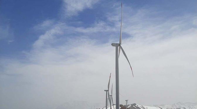 Turquía alcanza el hito de 10 GW de energía eólica