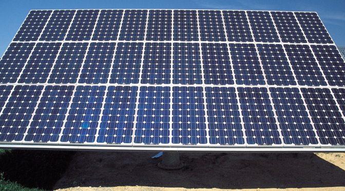 Acciona logra financiación europea para riego agrario con una solución fotovoltaica innovadora