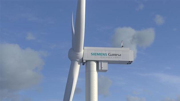Siemens Gamesa incrementa la potencia de su plataforma eólica terrestre líder