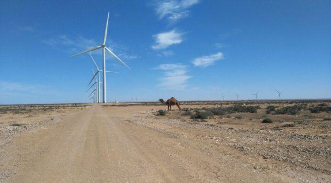 GE Renewable Energy y Nareva construirán una extensión de eólica Aftissat de 200 MW en Marruecos