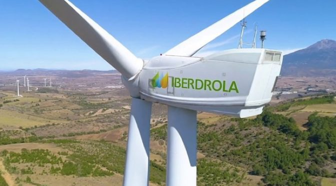Iberdrola, en el 'top 10' del índice Global Clean