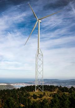Nabrawind certifica con DNV el diseño de la torre eólica más alta del mundo