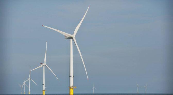 RWE apunta a inversiones millonarias para cumplir las ambiciones de energía eólica del Reino Unido