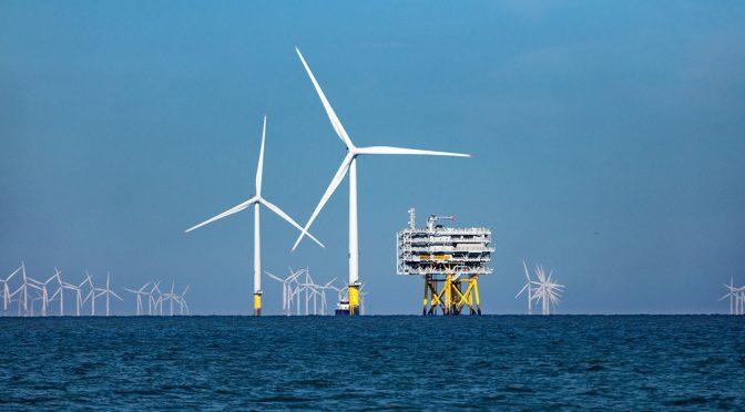 Reino Unido lanza la subasta de energía eólica más grande de la historia